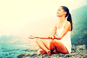 Méditation, plénitude et bient-être